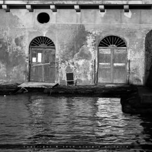 Ischia Ponte - Palazzo Malcovati (Particolare)