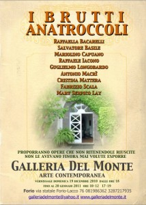 Forio -  Galleria del Monte