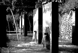 Le cascate del Negombo - Copyright 2004 © Foto di Giovanni Mattera