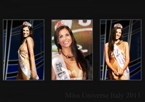 Elisa Torrini Miss Universe Italy 2011, Forio d'Ischia