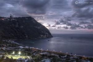 Foto di Elio Di Costanzo - La baia di Citara Forio