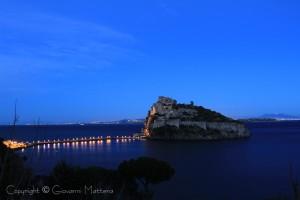 Foto di Giovanni Mattera - Castello Aragonese - Ischia 20/12/2011