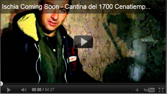 Video Cantina del 1700 Cenatiempo Vini