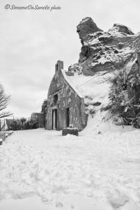 La chiesa di San Nicola sul monte Epomeo - di Simone De Sanctis