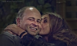 Enzo e Rosi - foto di Giovanni Mattera