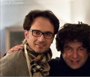 Nino Di Costanzo e Gianni Mattera - Foto di Rossana