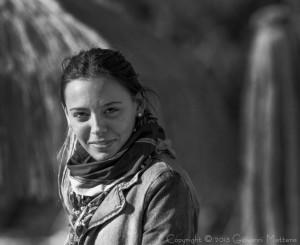 Gaia, foto di Giovanni Mattera