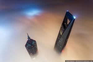 shangai torre
