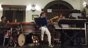 Phitecusae Trio Blues Funky