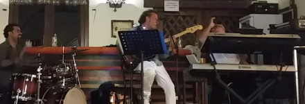 Phitecusae Trio Blues Funky . Video Ischia  musica