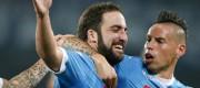 Napoli Lazio del 20 settembre 2015 nella storia del calcio